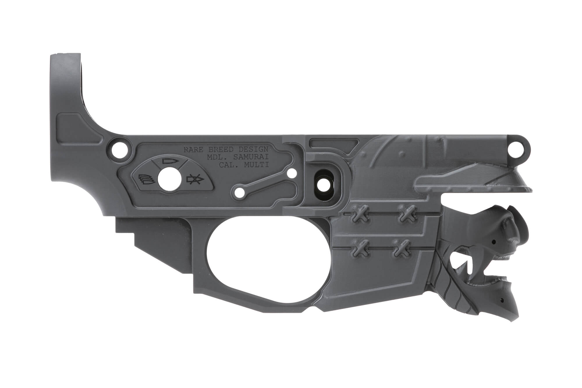 spikes tactical rare breed firearms samurai ar-15 ar15 lower receiver