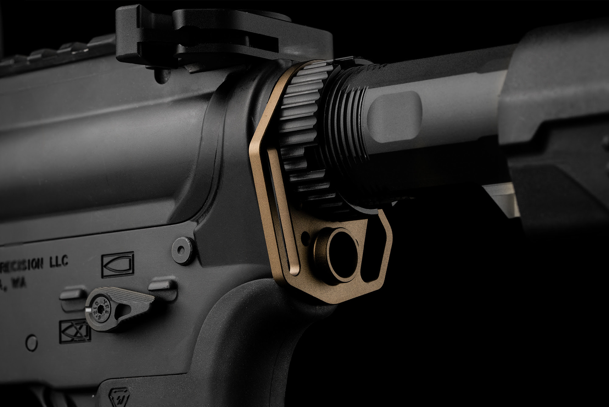 STRIKE INDUSTRIES RELEASES NEW MULTI-FUNCTION END PLATE AND ANTI ROTATION CASTLE NUT