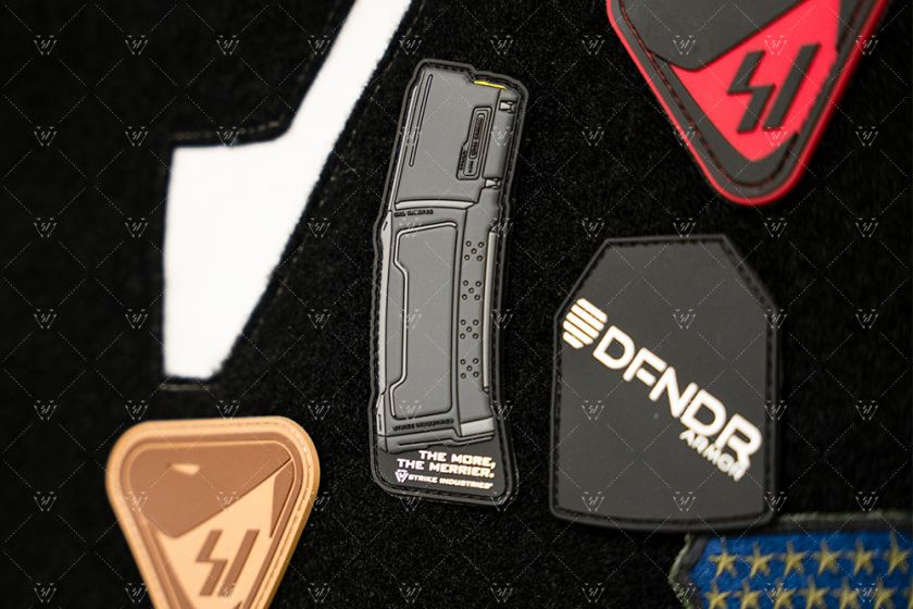 STRIKE INDUSTRIES DEBUTS NEW SI AR MAG PATCH