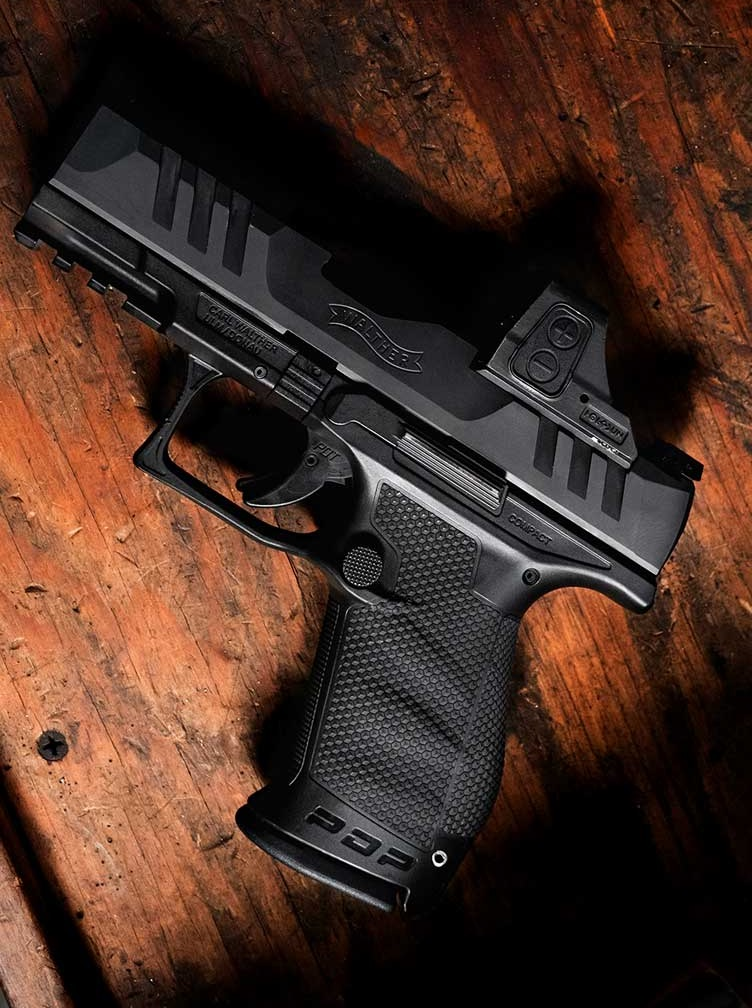 WALTHER ARMS DEBUTS THE PDP SERIES OF PISTOLS