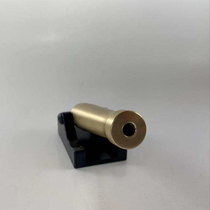 plague works brass monkey mini cannon