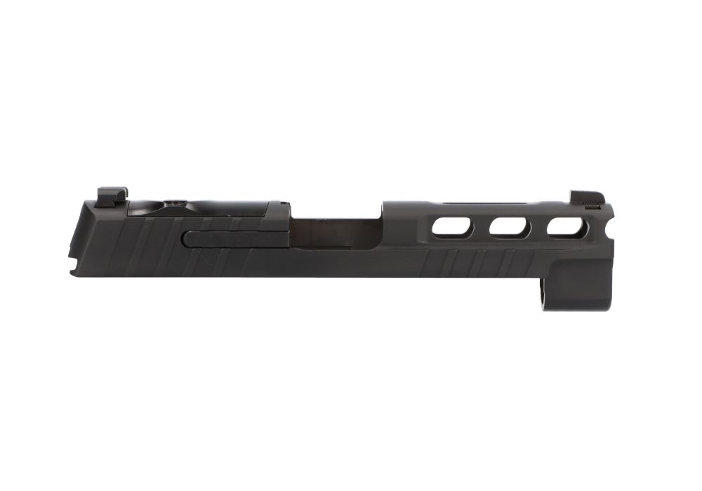 sig sauer p226 pro cut optics ready slide assembly 9mm pistol