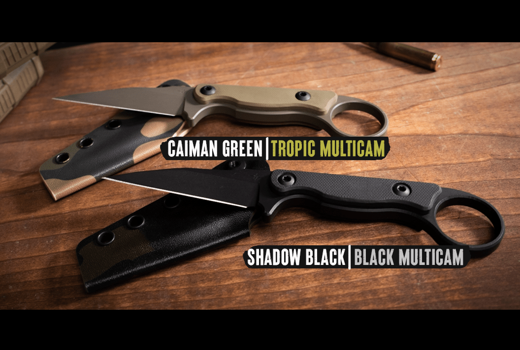 TOOR KNIVES EXPANDS JANK SHANK OFFERINGS WITH NEW G10 MODELS