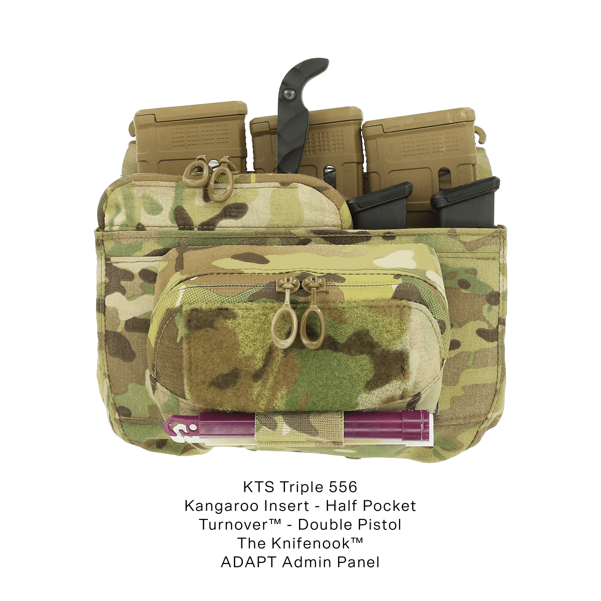 ferro concepts dope Diverse Operations Personal Equipment front flap tactical gear chest rig