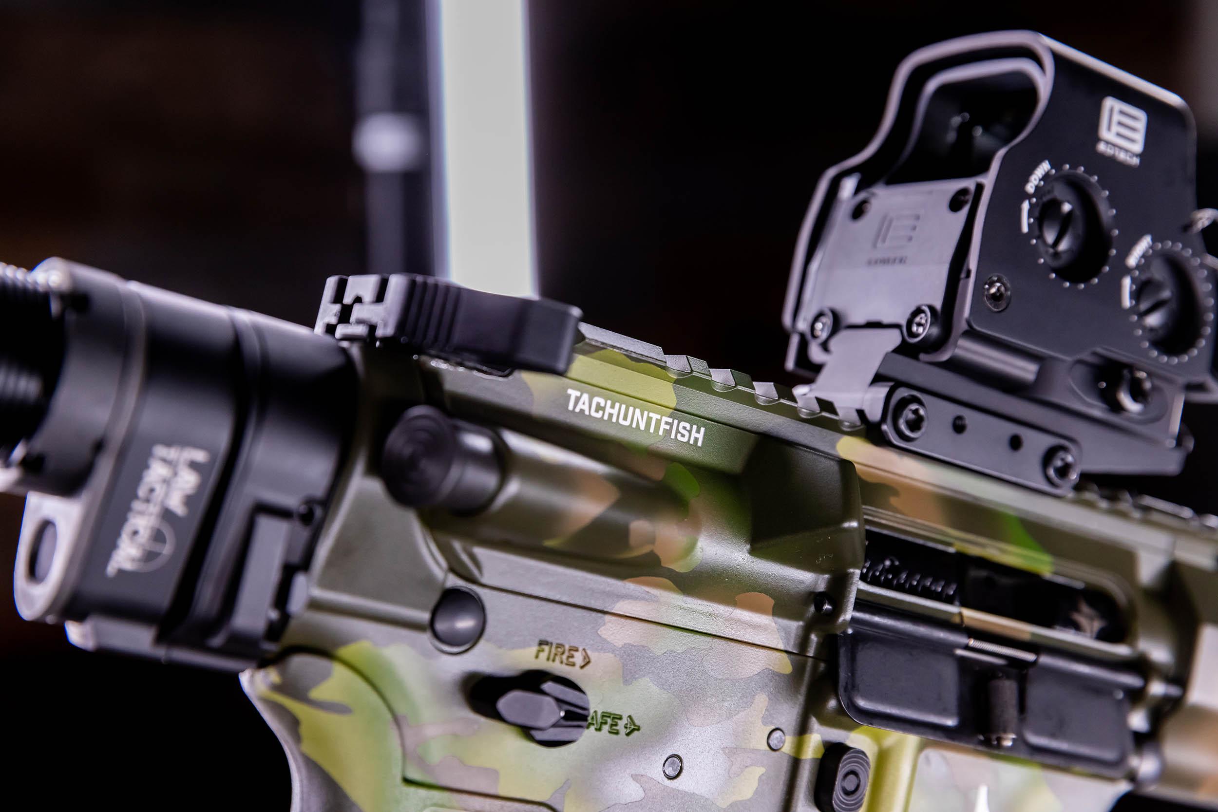 triarc system tachuntfish el jefe 300 blackout pistol