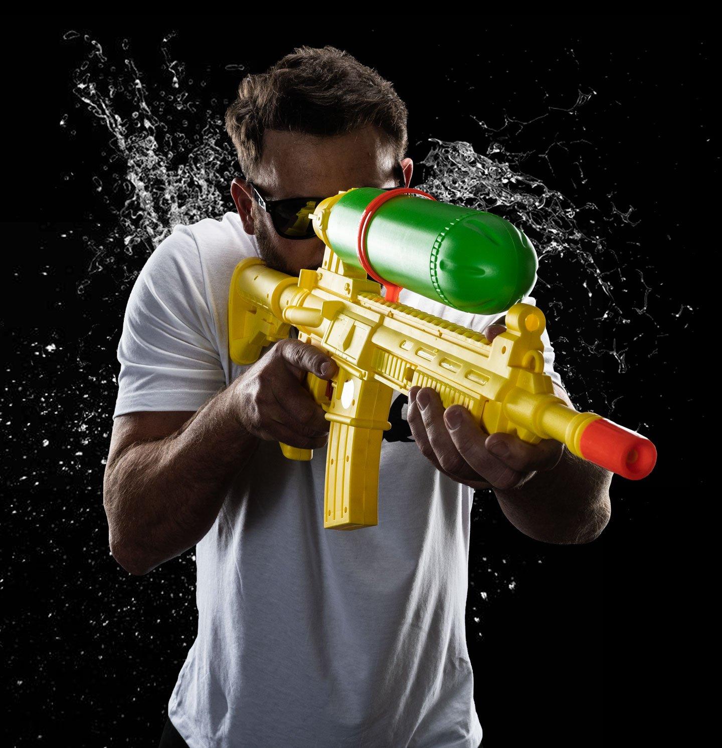 urt watergun noveske rifleworks water hog 5000 tactical water gun