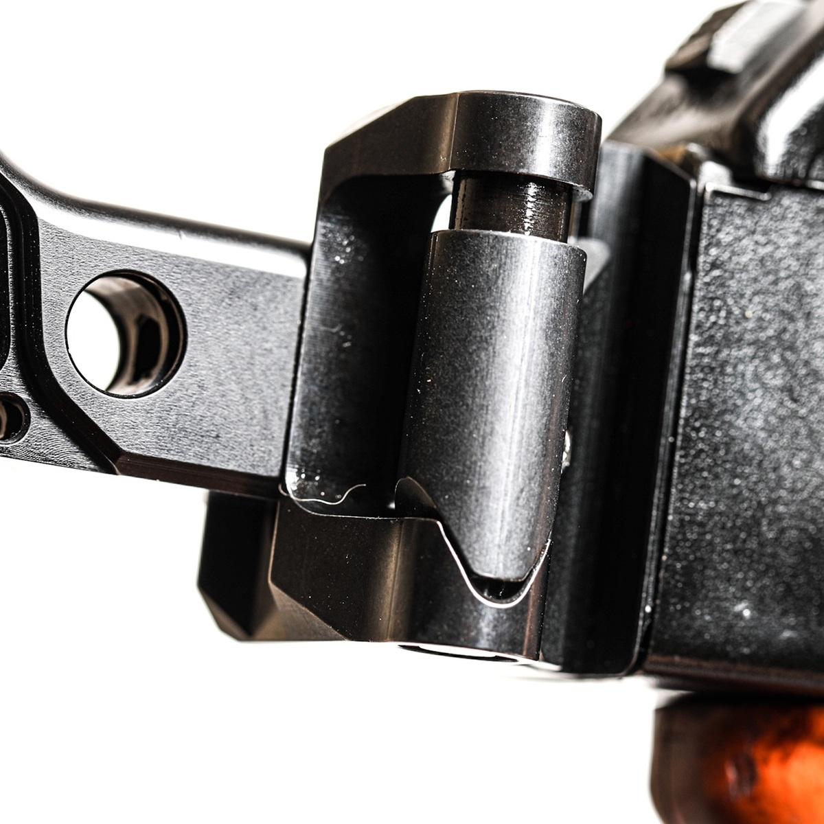 jmac customs llc 1913 folding mech picatinny stock adapter brace armbar stock