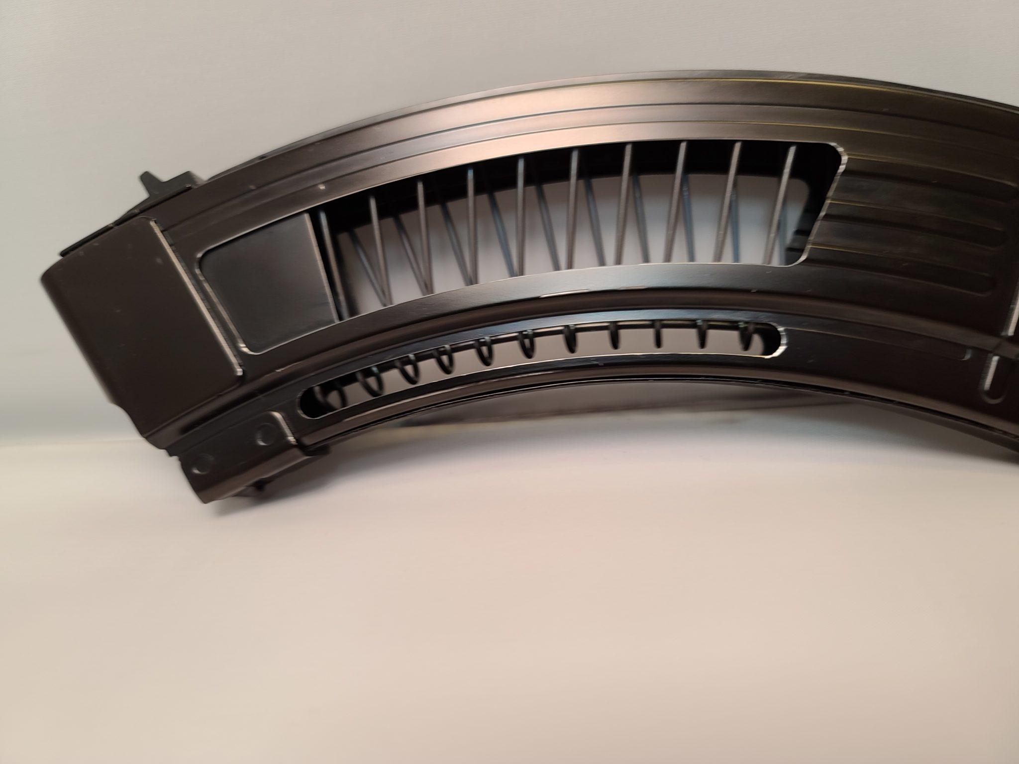 kalashnikov usa 30 round window ak-47 magazine 7.62x39mm