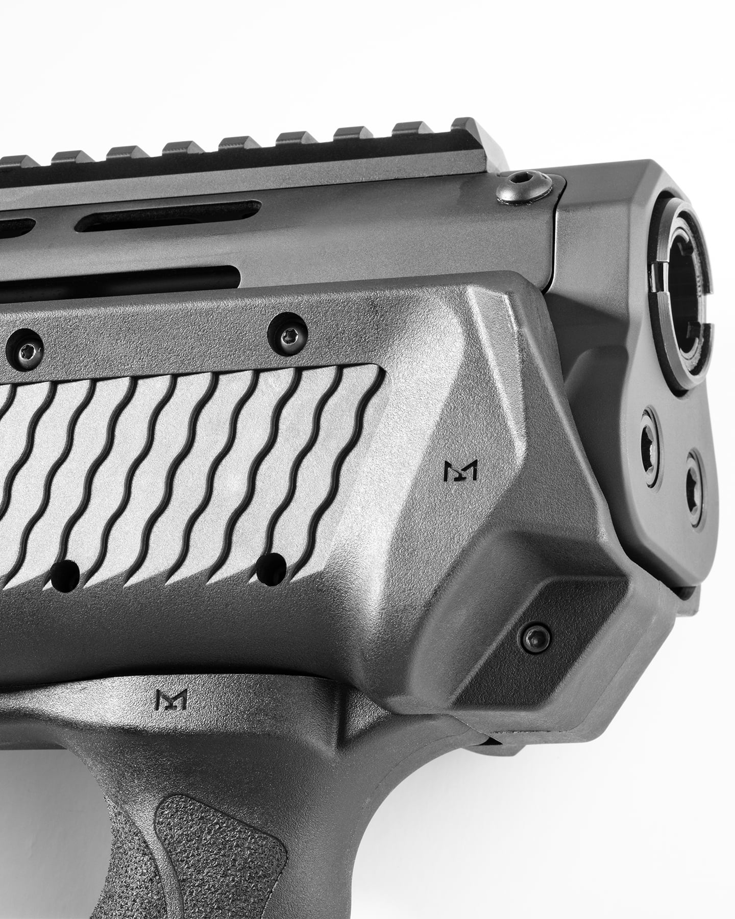 smith and wesson mp 12 shotgun 12 gauge bullpup home defense
