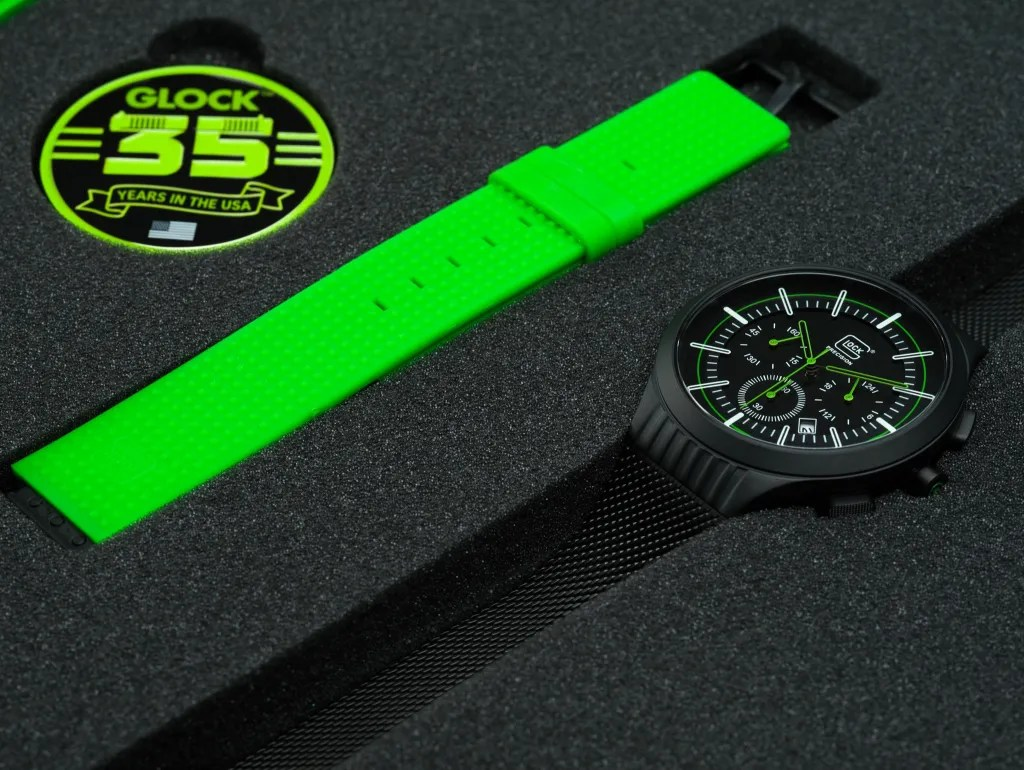 glock watch limited edition watches