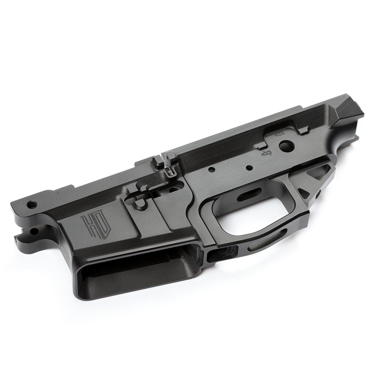 haga defense aluminum bren 2 lower 7.62x39 556 bren rifle 556