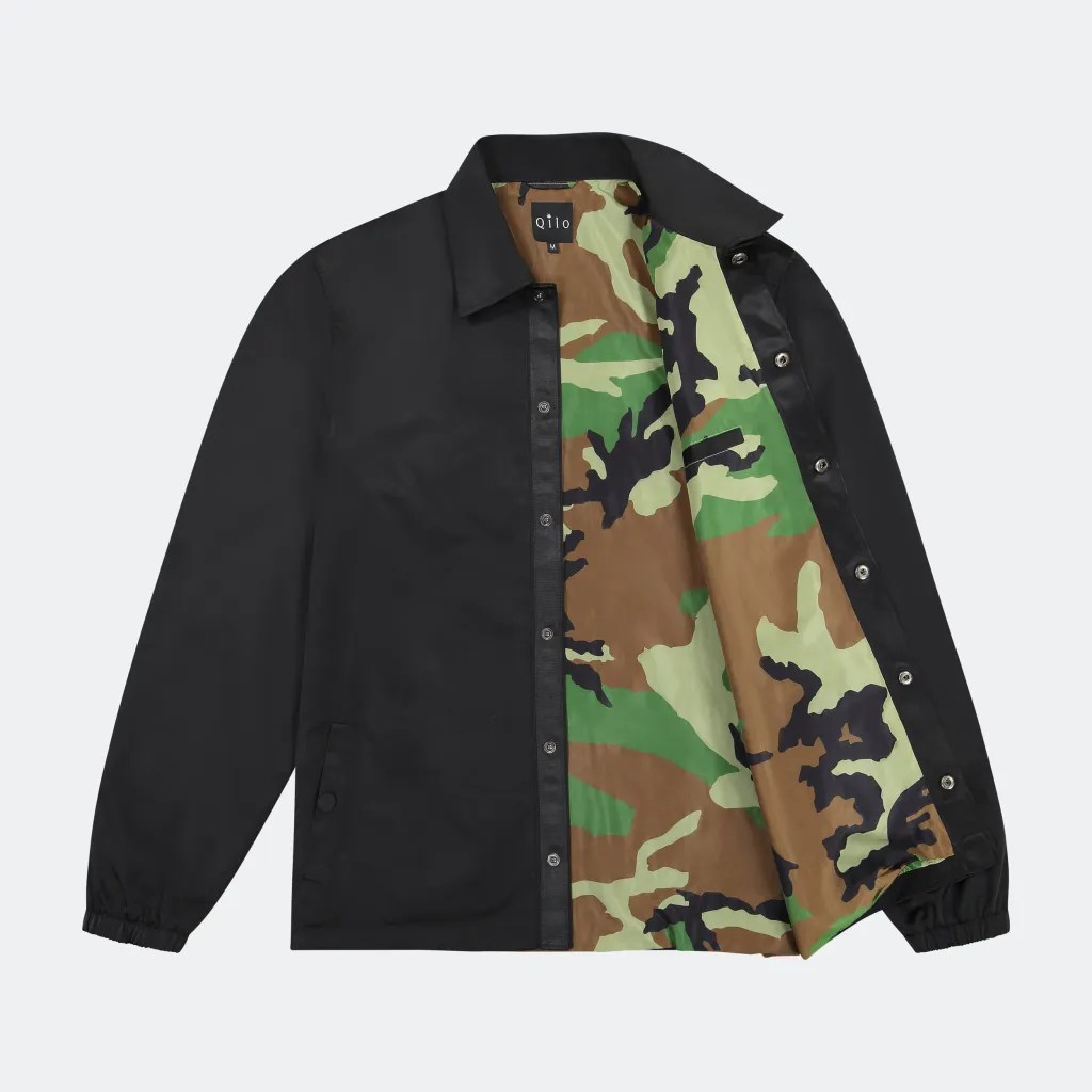 qilo tactical privateer group coach jacket