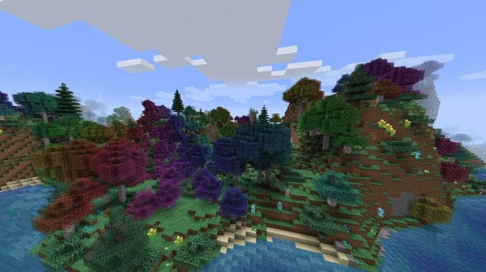 Biomes-oPlenty-Minecraft-mod