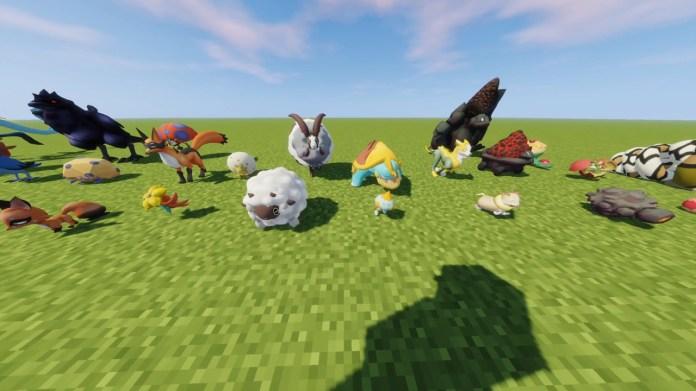Pixelmon-Minecraft-Mod