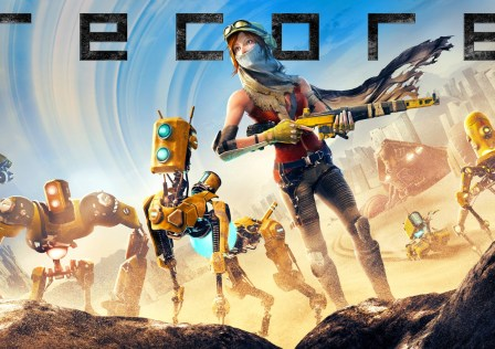 ReCore Horizontal Key Art