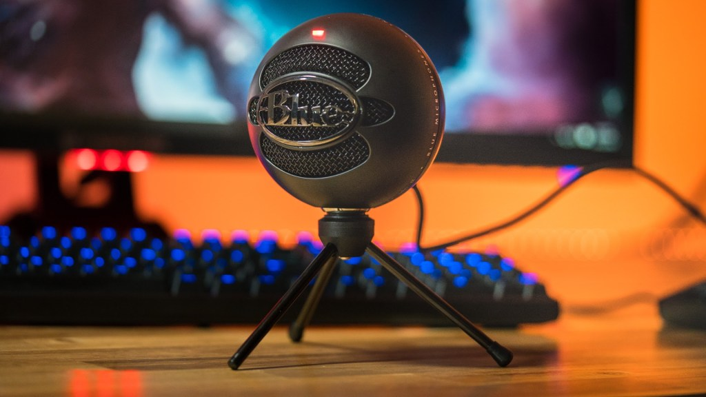 Image result for blue snowball ice microphone