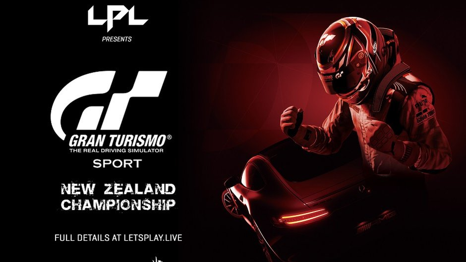 Lets Play Live LPL And PlayStation New Zealand Are Pleased To Announce A Nationwide GT Sport Competition That Will Appeal All Racing Game