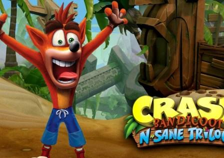 Crash Bandicoot N.Sane Trilogy Collection