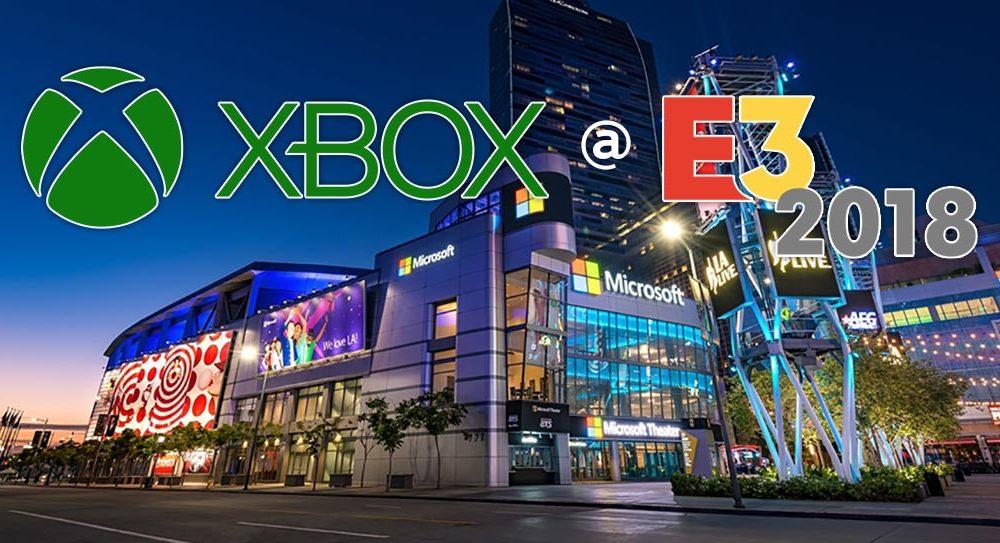 Microsoft Xbox E3 Briefing