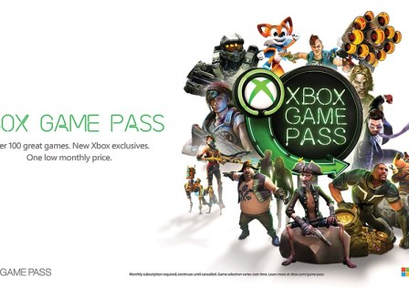Xbox Game Pass Anniversary