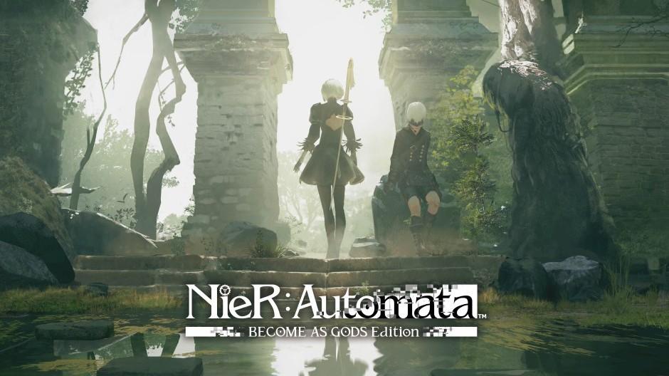 nier automata become as gods