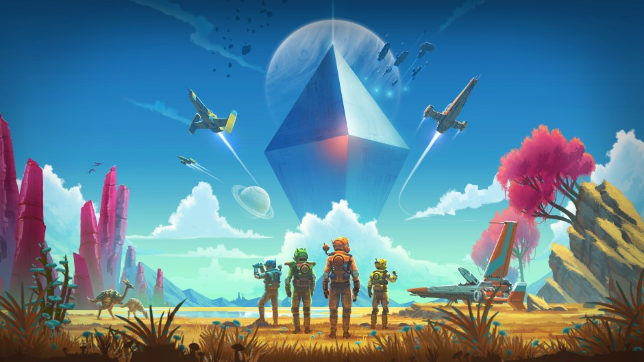 No Man's Sky Xbox Next