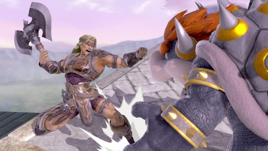 Super Smash Bros. Ultimate - Simon Belmont