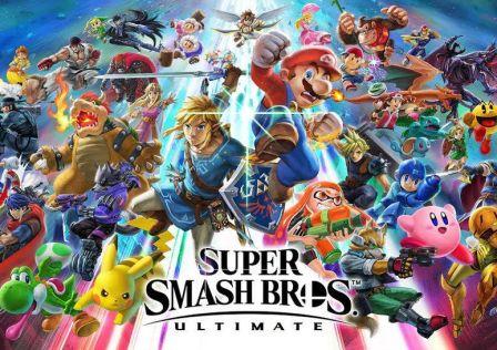super-smash bros ultimate