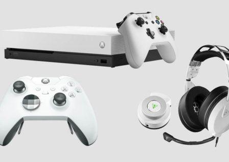 Xbox One X Fallout 76 White Bundle