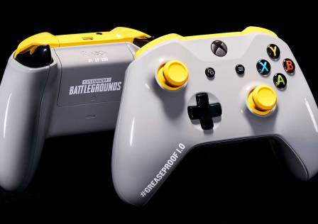 Xbox Greaseproof