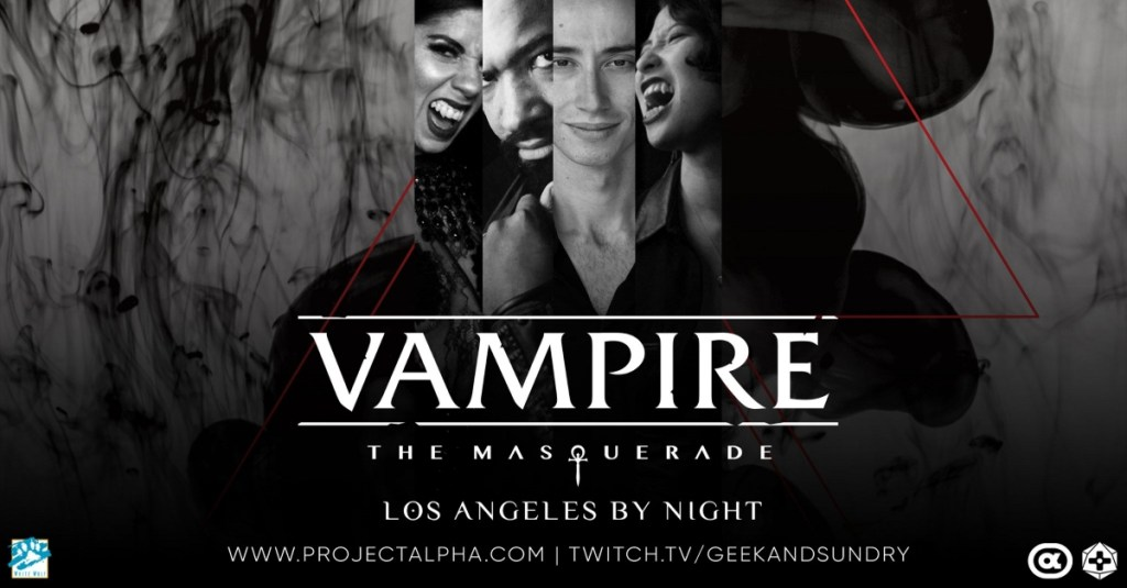 Vampire: The Masquerade - L.A. By Night