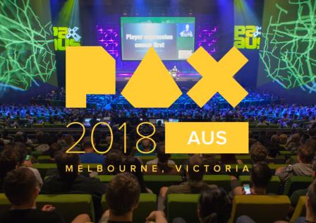 PAX Aus 2018 Panel Schedule