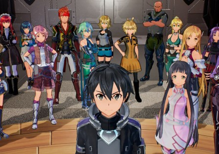 Sword Art Online: Hollow Realization Review – Attack On Geek