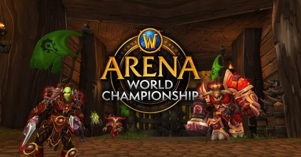 World of Warcraft Arena World Championship