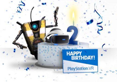 PlayStation VR 2nd Birthday