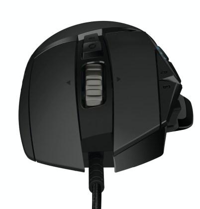 Logitech G502 Mouse Gets Revolutionary New HERO 16k Sensor
