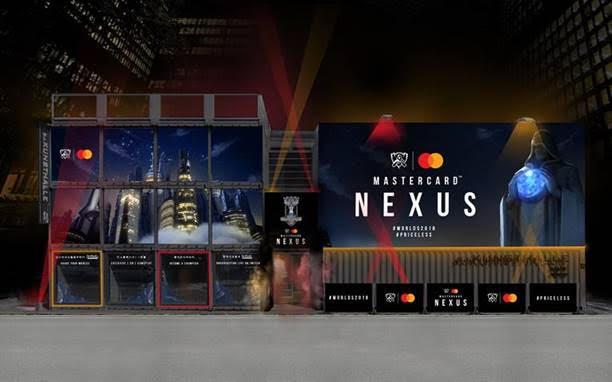 Mastercard - League of Legends World Championship Finals