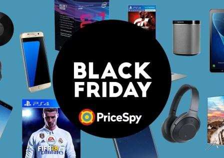 PriceSpy Black Friday