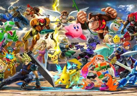 Super Smash Bros. Ultimate – Illustration
