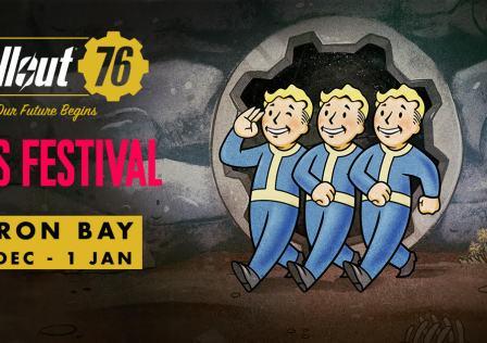 Fallout 76 Falls Festival
