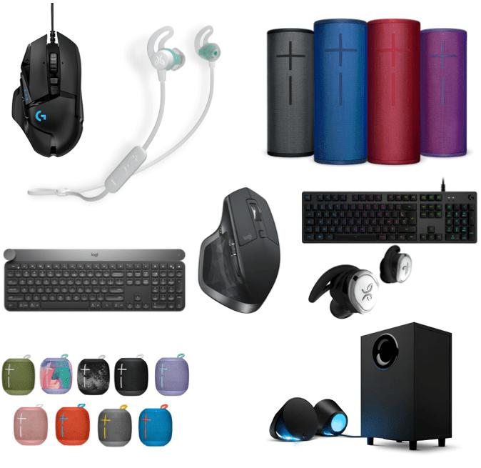 Logitech Gadgets