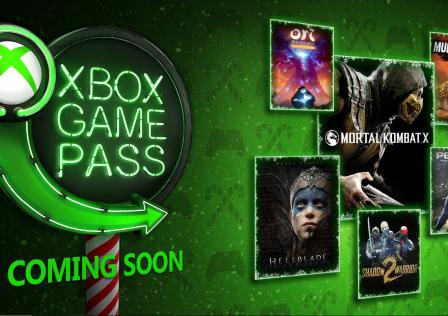 December Game Pass