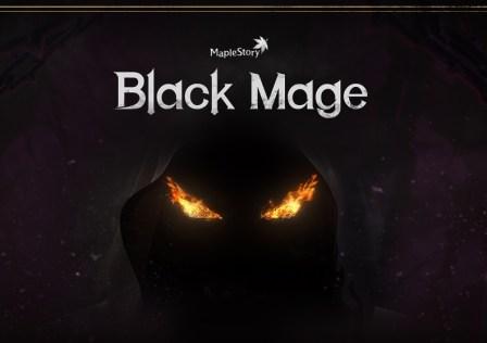 Maple Story Black Mage