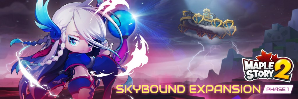 MapleStory 2 Skybound Expansion
