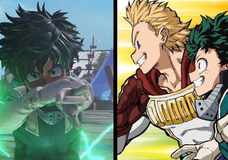 My Hero Academia Jump Force