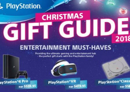 PlayStation Christmas Gift Guide