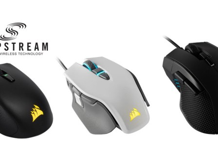 Corsair Slipstream Wireless Technology Mice