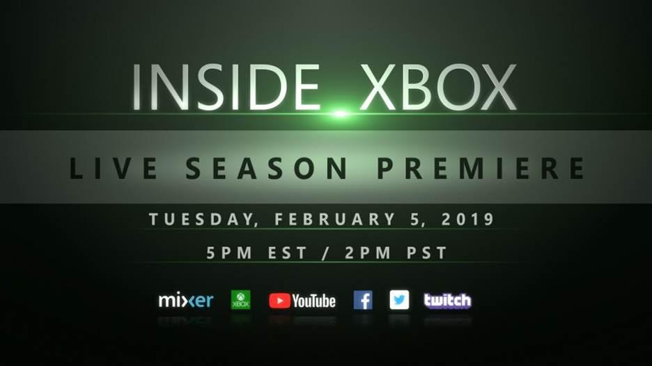Inside Xbox 2019