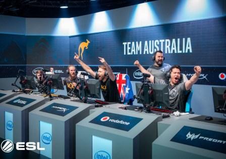 IEM 2019 Team Australia