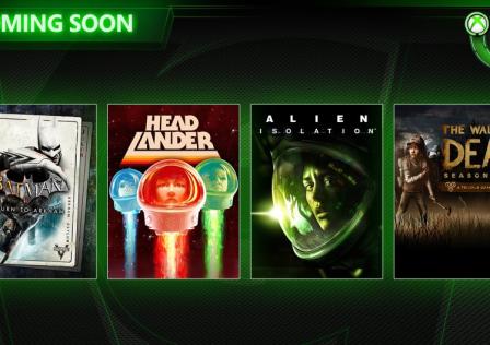 Xbox Game Pass February